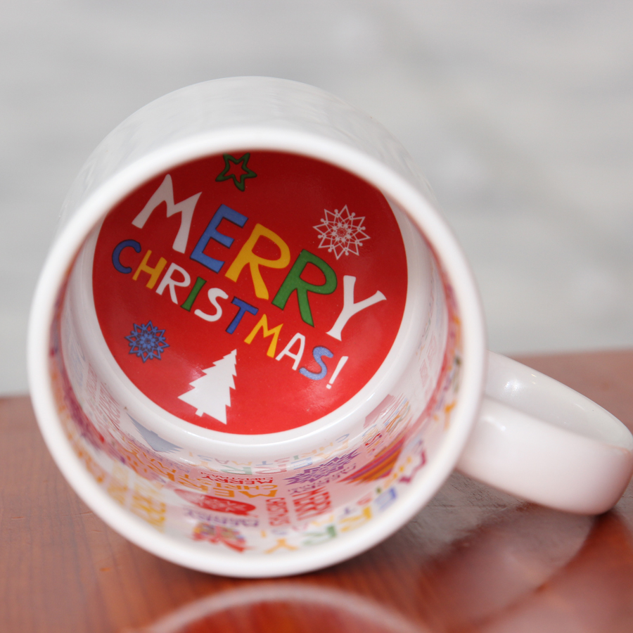 Чаша Merry Christmas